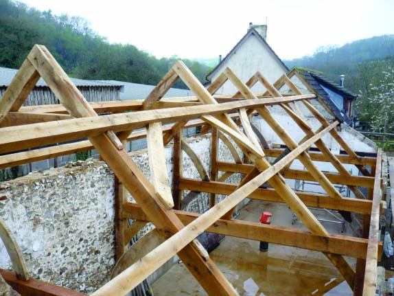 Green Oak Structures Traditional Contempory Timber Frames